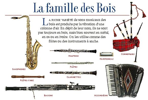 Assez Famille des bois - Tout pour la musique LI55